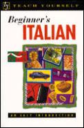 Teach Yourself Beginners Italian