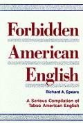 Forbidden American English