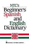 Ntcs Beginners Spanish & English Dictionary