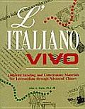 Italiano Vivo Authentic Reading & Conve