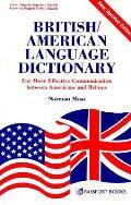 British American Language Dictionary
