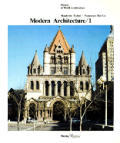 Modern Architecture Volume 1 History Of World Architecture