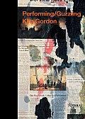 Kim Gordon Performing Guzzling
