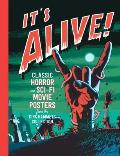 Its Alive Classic Horror & Sci Fi Movie Posters from the Kirk Hammett Collection