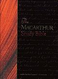 Bible NKJV Macarthur Study