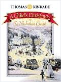 Childs Christmas At St Nicholas Circle