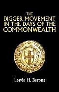 The Digger Movement in the Days of the Commonwealth