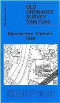 Manchester Victoria 1849: Manchester Sheet 23