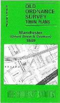 Manchester (Oxford Street and Gaythorn) 1849: Manchester Sheet 33