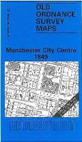 Manchester City Centre 1849: Manchester Sheet 28