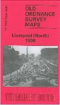 Liverpool (North) 1906: Lancashire Sheet 106.10
