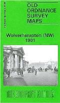 Wolverhampton (North West) 1901: Staffordshire Sheet 62.06