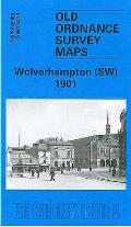 Wolverhampton (South West) 1901: Staffordshire Sheet 62.10