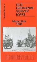 Moss Side 1889: Lancashire Sheet 104.14