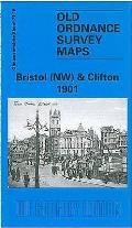 Bristol (NW) & Clifton 1901: Gloucestershire Sheet 71.16
