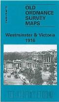 Westminster and Victoria 1916: London Sheet 075.3