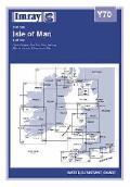 Imray Chart Y70 Isle of Man
