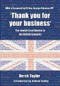 'Thank you for your business' - The Jewish Contribution to the British Economy