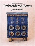 Beginners Guide To Embroidered Boxes