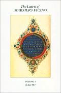 The Letters of Marsilio Ficino: Volume 3