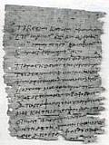 Oxyrhynchus Papyri 67 (4545-4638)