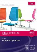 Cima Official Study Text Enterprise Operations