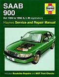 Saab 900 Oct 1993 to 1998 L to R registration
