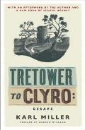 Tretower to Clyro: Essays