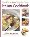 Complete Step-by-step Italian Cookbook