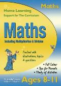 Including Multiplication & Division, Ages 8-11 (Maths): Home Learning, Support for the Curriculum