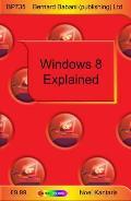 Windows 8 Explained