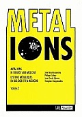 Metal Ions in Biology and Medicinev. 2