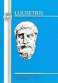 Lucretius: de Rerum Natura I