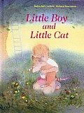 Little Boy & Little Cat