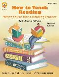 How to Teach Reading When Youre Not a Reading Teaching