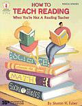 How to Teach Reading When You're Not A Reading Teacher