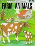 Farm Animals: An Educational Coloring Book