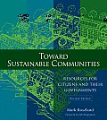 Toward Sustainable Communities Resources for Citizens & Their Governments