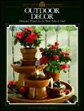 Outdoor Decor Decorative Projects For the Porch Patio & Yard