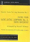 Theme from Saint Saens' Symphony No3, Third Movement No. 1