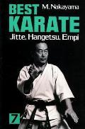 Best Karate Jitte Hangetsu Empi