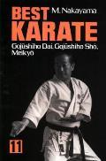 Best Karate Volume 11 Gojushiho Dai Gojushiho Sho Meikyo