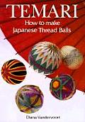 Temari How To Make Japanese Thread Balls