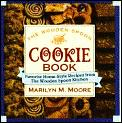 Wooden Spoon Cookie Book Favorite Home