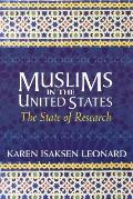 Muslims in the United States The State of Research