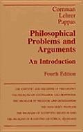 Philosophical Problems & Arguments An