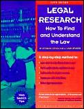 Legal Research 5th Edition