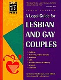 Legal Guide For Lesbian & Gay Couples 10th Edition