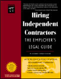 Hiring Independent Contractors The 3rd Edition