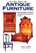 Big Book Of Antique Furniture Featuring